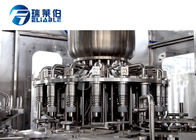 High Precision Auxiliary Equipment Fruit Juice And Tea Filling Machine