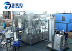 Carbonated Water Filling Machine , Automatic Liquid Filling Machine