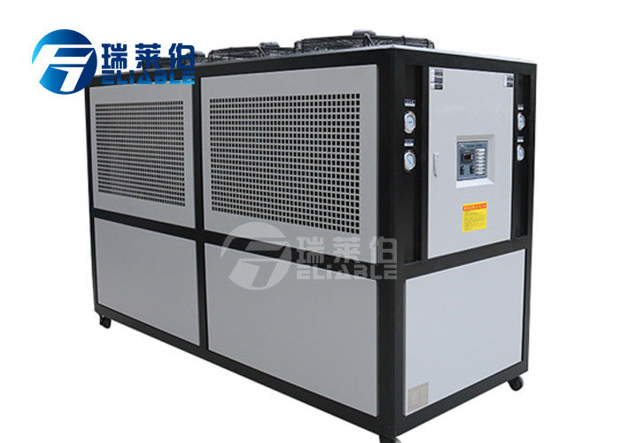 Blue Type Water Cooled Chiller Video Technical Support For Injection Molding Machine