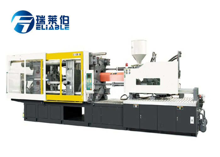 640 G / S High Speed Injection Moulding Machine , Plastic Button Making Machine